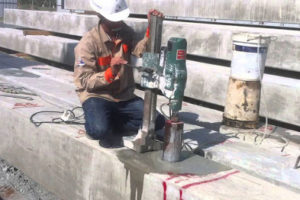 Factors only in Hung Vy concrete drilling and drilling in Huu Dinh