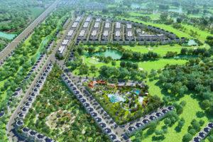 West Lakes Golf & Villas dự án bất động sản đầy tiềm năng