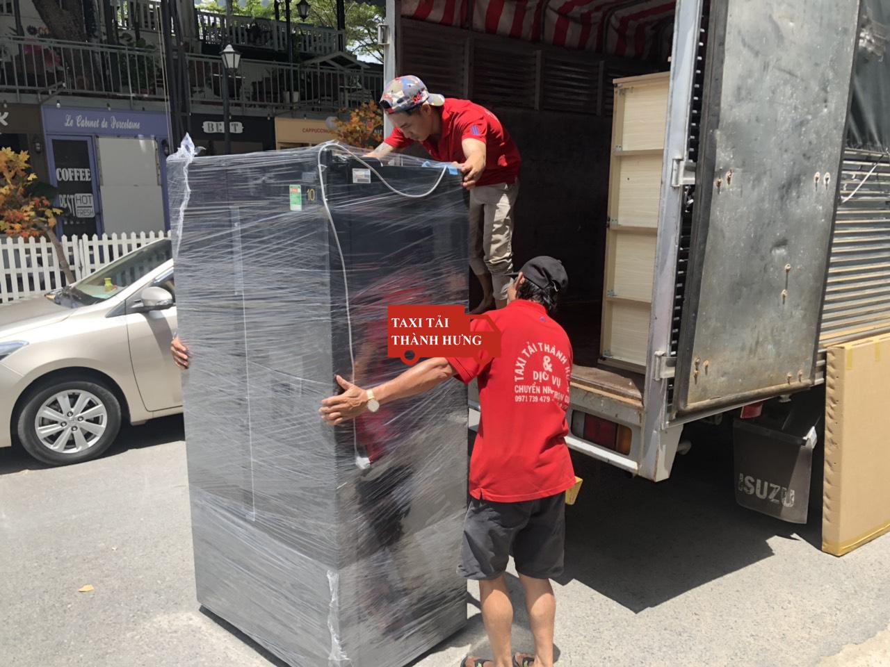 chuyển nhà thành hưng,Taxi tải Thành Hưng chuyển đồ nhanh quận 9
