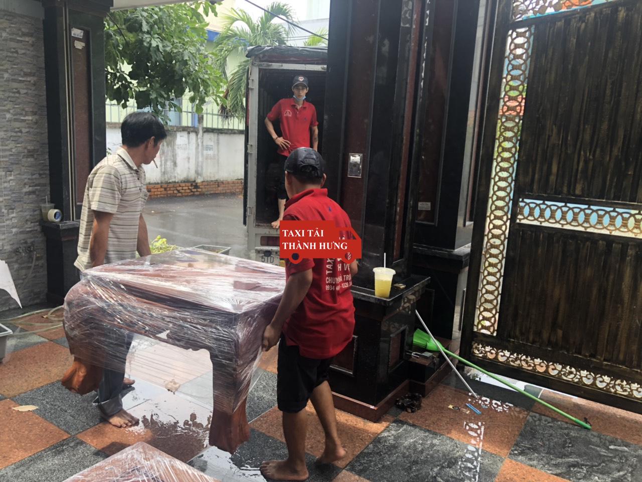 chuyển nhà thành hưng,Taxi tải Thành Hưng chuyển đồ nhanh quận 11