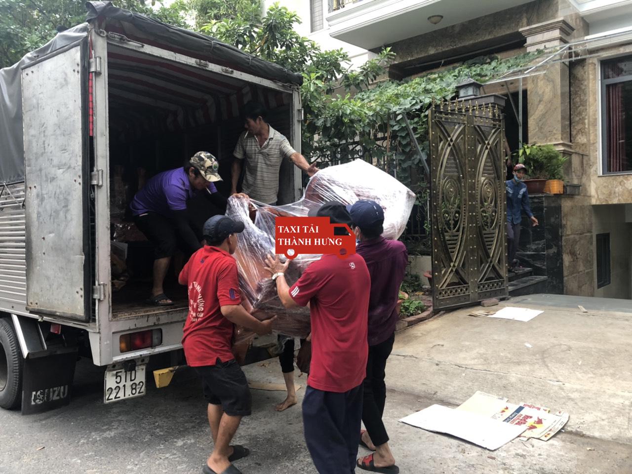 chuyển nhà thành hưng,Taxi tải Thành Hưng chuyển đồ nhanh quận Tân Phú
