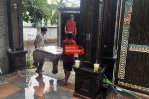 Taxi tải Thành Hưng chuyển đồ nhanh quận Bình Thạnh