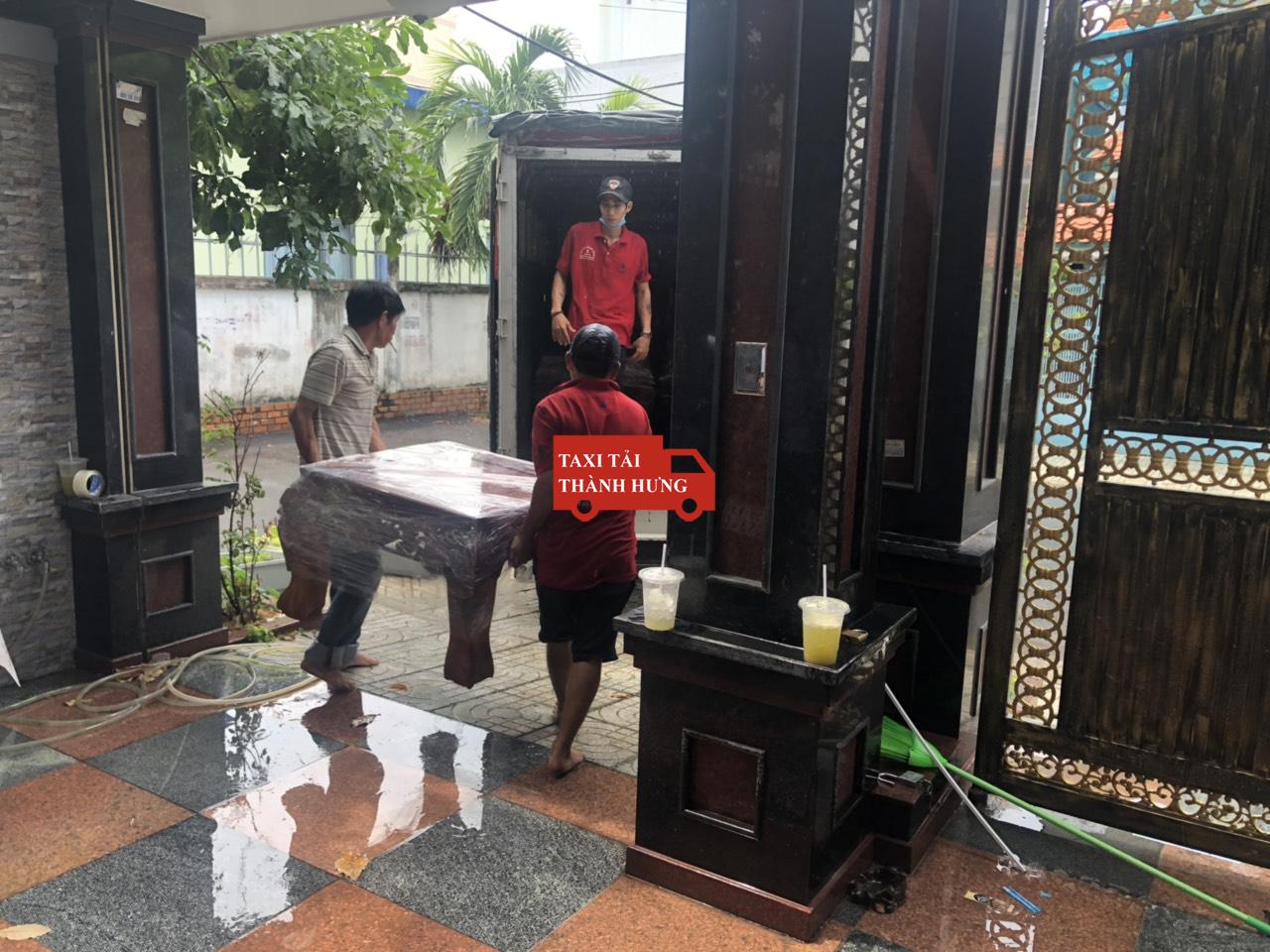 chuyển nhà thành hưng,Taxi tải Thành Hưng chuyển đồ nhanh quận Bình Thạnh