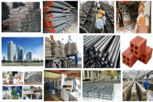 Báo giá vật liệu xây dựng tỉnh Bình Phước mới nhất tháng 06 năm 2020