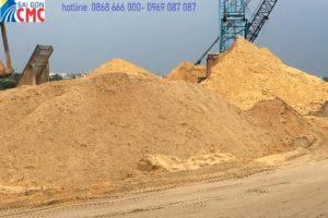 Sài Gòn CMC là một trong những đơn vị cung cấp các loại cát xây dựng chất lượng và uy tín