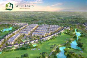 Giá bán và chính sách ưu đãi biệt thự nghỉ dưỡng West Lakes Golf & Villas Long An