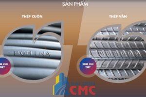 Công suất sản xuất nhà máy thép Pomina