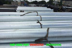 Những ưu điểm của thép ống mạ kẽm SEAH