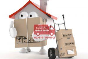 Cam kết dịch vụ chuyển nhà trọn gói quận 12