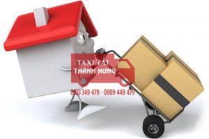 Dịch vụ chuyển nhà quận Tân Bình