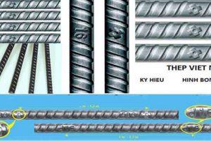 Giá sắt thép Việt Nhật mới nhất