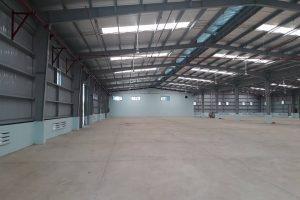 Chi phí xây dựng nhà xưởng 300m2