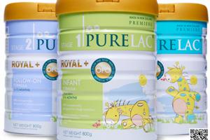 Sữa bột Purelac có tốt không, mua ở đâu, giá bao nhiêu?