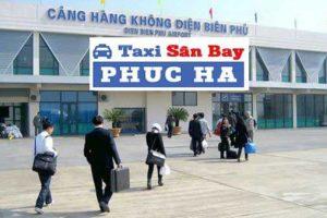 Dịch Vụ Taxi từ Hà Nội đi Điện Biên giá rẻ, trọn gói