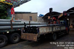 Thép ống inox 304, 201